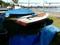 For Sale: Tasar 2-Person Sailing Dinghy