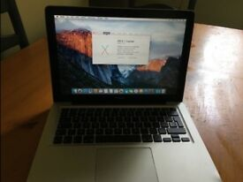Bargain MacBook Pro, 13inch, Core 2 Duo, 4GB ram, 500gb HD ONLY £150