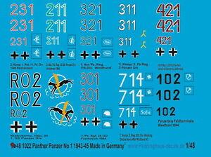 Peddinghaus-1-48-1022-8-DIVERSOS-Panther-MARCAS