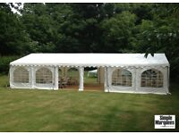 *MARQUEE HIRE* Available throughout Ireland - For any occcasion - Simple Marquees