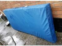 Disabled single mattress memory foam