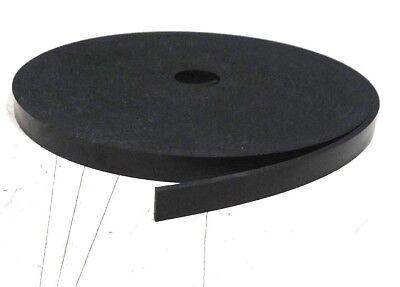 Neoprene Sheet Rubber Strip 18 Thk X 34 W X 30 Foot 1-pc Roll 60d