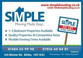 Properties Available Throughout The Huddersfield Area