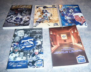 TORONTO MAPLE LEAFS BOOKS-PLUS