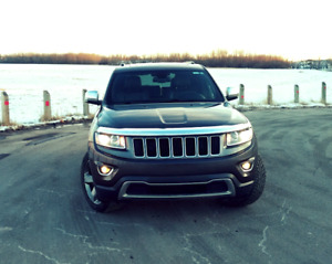 2014 Grand Cherokee / Limited / Fully Loaded