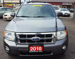 2010 Ford Escape XLT SUV,  BRAND NEW TIRES & BRAKES B.T 2 YRS WA Cambridge Kitchener Area image 2