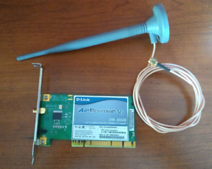 D-Link DWL-AG530 PCI Wifi adapter
