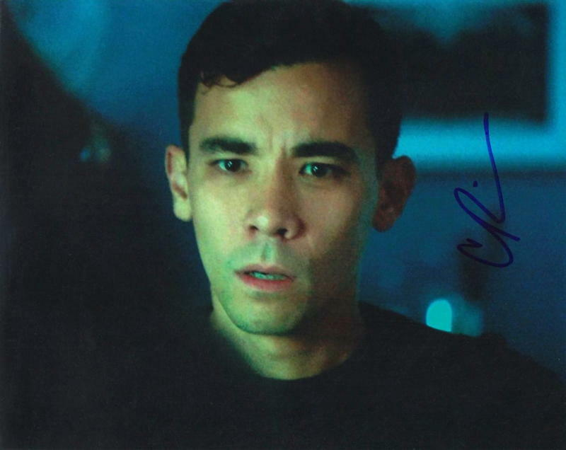 CONRAD RICAMORA.. How To Get Away With Murder - SIGNED