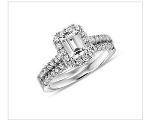 Arctic Brilliance Canadian diamond Engagement ring