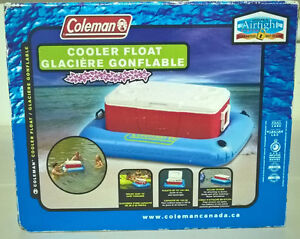 Coleman Cooler Float Airtight Model 5990-200