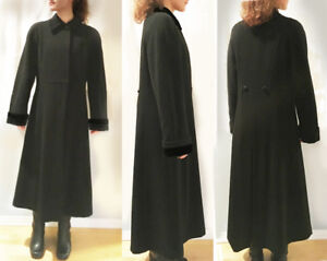 Un très beau MANTEAU d'hiver en laine/Beautiful wool COAT/women