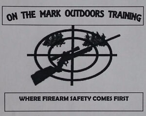 Canadian Firearms Safety Course - 3 separate dates