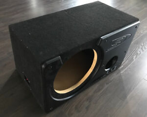 "Alpine type s 12"" subwoofer box ported Car audio"