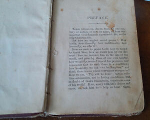 Vintage: Prayer Selections, American Tract Society, NY 1845 Kitchener / Waterloo Kitchener Area image 2