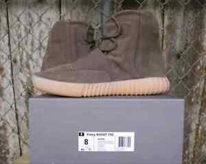 Adidas Yeezy Boost 750 (DS) Chocolate