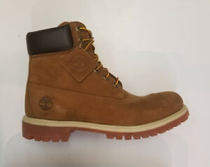 Size 8.5 authentic waterproof timberland 6""