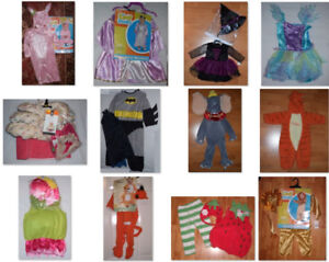 Kids Halloween Costumes/Dress-Up (Sizes 12-24 Months)