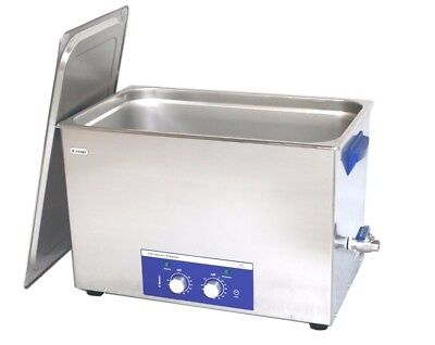28l industrial ultrasonic cleaner cleaning equipment timer