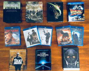 Collection Filme Blu-ray Movie Lot HD 1080p (36 total)