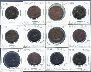 Canada Pre Confederation token coins Windsor Region Ontario image 2