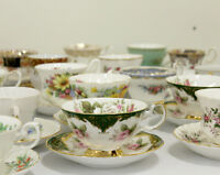 Vintage Teacup and Dishes for Rent