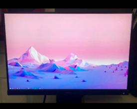 "BenQ SW240 photo/video editing monitor 24"""