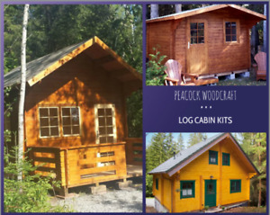 Cabin kits kijiji in ontario buy sell save with canadas 1 shed bunkie cabin cottage diy log house kits solutioingenieria Choice Image
