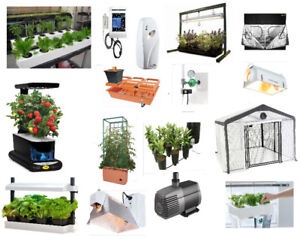 Hydroponics Systems & Supplies | Beacontron