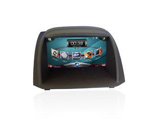 autoradio monitor navigatore gps bluetooth per ford. Black Bedroom Furniture Sets. Home Design Ideas