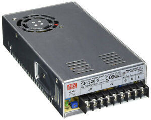 Mean Well SP-320-5 5V 275W 55A LED Sign Power Supply