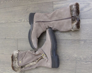 MARK'S WINTER BOOTS - CROSS POSTED