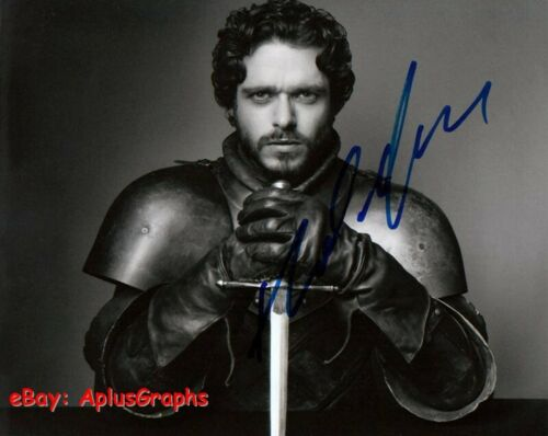 RICHARD MADDEN.. Game of Thrones Stud - SIGNED