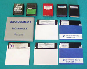 Looking For Commodore 64 Games!