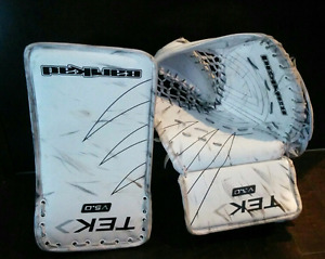 Barikad v5.0 Sr Goalie Blocker and Catcher