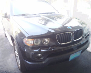 BMW X5 3.0i 2006 Low Km No Reported Accidents