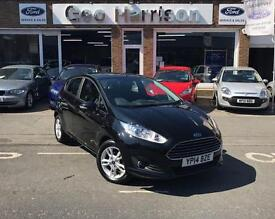 14 14 Ford Fiesta 1.0 100ps EcoBoost Zetec - ONE OWNER FSH