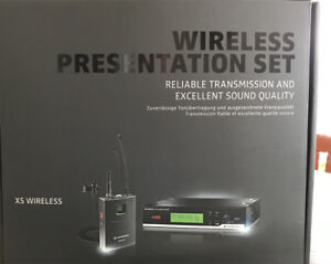 Sennheiser XS Wireless Presentation Set