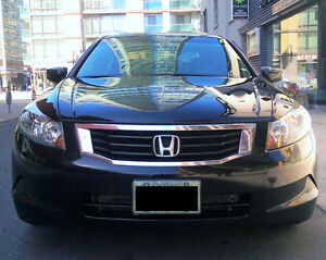 2009 Honda Accord EX-L Sedan - MINT!! Only Maintained at Honda Kitchener / Waterloo Kitchener Area image 1