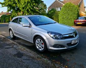 image for Vauxhall Astra Design 1.6, Manual, 3 Door Hatchback, 2007, FSH.