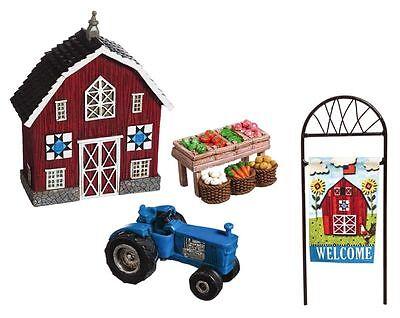 Fairy Garden Farm Miniatures   You Choose   Buy 3 Save  5