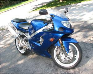 Unique 2003 GSXR 600