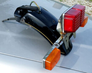 Honda Gold Wing  Rear Fender and Lights Combination