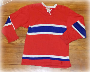 Vintage Montreal Canadiens Jersey
