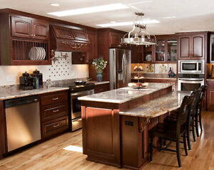 EnjoyHome FALL SALES-100% Maple Cabinet Custom Made 50% OFF www. Cambridge Kitchener Area image 9