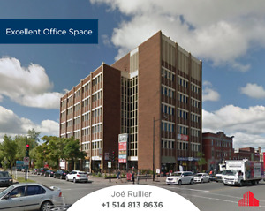 EXCELLENT Office Space - In NDG on Cte-des-Neiges Road