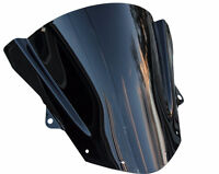 Windshield WindScreen DB Kawasaki ZX6R 09-14 ZX10R 08-10 BlacK .