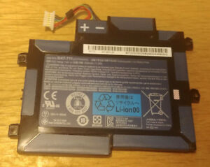Acer A100 tablet battery
