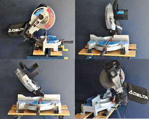 """Delta 10"""" Compound Miter Saw with Stand"""