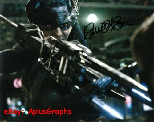 CARRIE COON.. Avengers: Infinity Wars' Proxima Midnight - SIGNED