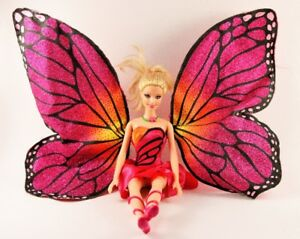 Toy Barbie butterfly
